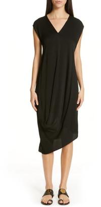 Zero Maria Cornejo Loop Drape Dress