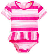 Joe Fresh Ruffle Rashguard (Baby Girls)