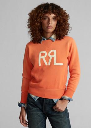 Ralph Lauren Cotton-Blend Graphic Sweatshirt