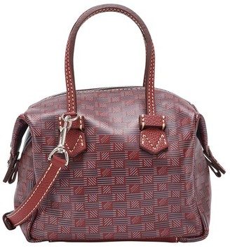 Moreau Paris Vincennes mini zip cuir moreau