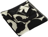 Marimekko Unikko Towel - Black/Sand - Bath Towel
