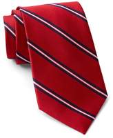 Tommy Hilfiger Silk Repp Triple Bar XL Tie