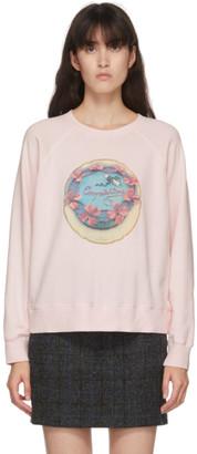 Marc Jacobs Pink The Shrunken Sweatshirt