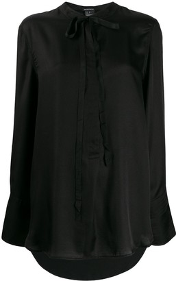 Ann Demeulemeester 19022000P122 99 Synthetic->Rayon