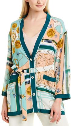 Marella Silk Jacket