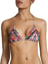 OndadeMar Mandalay Triangle Bikini Top