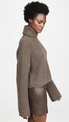 SABLYN Sunny Cashmere Knit Turtleneck