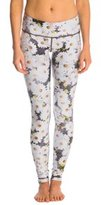 Wear It To Heart Music Flowers Yoga Leggings 8141058