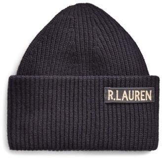 Ralph Lauren Surplus Merino Wool-Blend Hat