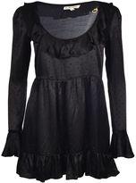 For Love & Lemons Ruffled Short Dress