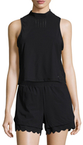 Koral Activewear Punch Crop Top