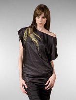 Jasmine Tunic in Smoked Glass