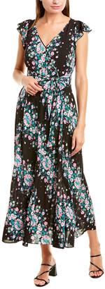 Diane von Furstenberg Isla Midi Dress