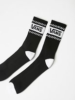 Vans Throwback Crew Sock by at Free People