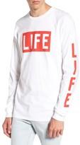 Altru Men's Life Logo Long Sleeve T-Shirt