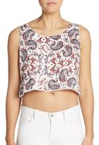 Raga On The Road Crop Top