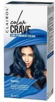 Clairol Color Crave Semi Permanent Hair Colour 60ml Indigo