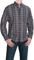 Woolrich Timberline Madras Plaid Shirt - Long Sleeve (For Men)