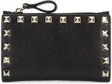 Valentino Garavani Valentino Rockstud wallet - women - Leather/metal - One Size