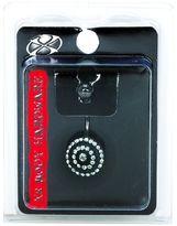 Pacific Piercing Supply X8 Body Hardware Crystal Line Swirl Navel Dangle