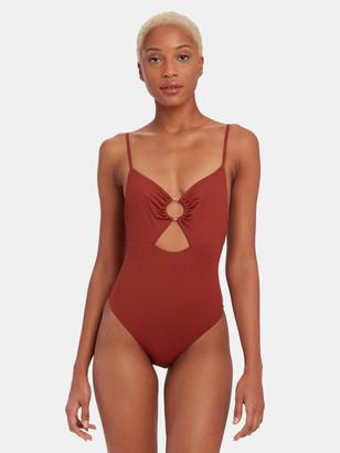 Vitamin A Bedette One-Piece Swimsuit