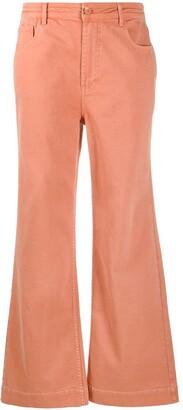 Ulla Johnson Theo flared jeans