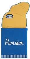 MAISON KITSUNÉ Croissant Iphone 6 Case - Blue