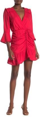 Tularosa Joannie Tie Front Dress