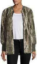 Splendid Women's Faux Fur Jacket