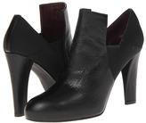 Stuart Weitzman Strut (Nero Old West Calf) - Footwear