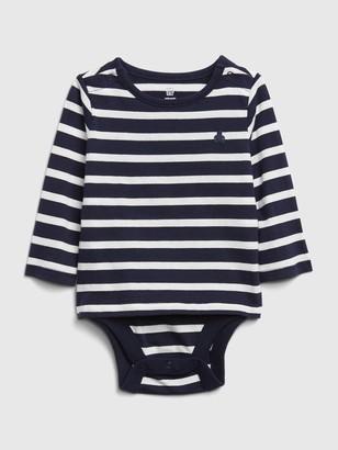 Gap Baby Stripe Bodysuit