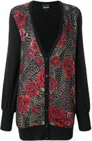 Just Cavalli floral print cardigan