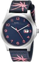 Marc by Marc Jacobs Men's MBM5087 Analog Display Analog Quartz Watch