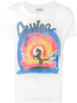 Palm Angels Jessica print T-shirt - men - Viscose/Cashmere/Polyimide - XS