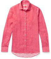 Etro - Mélange Linen Shirt