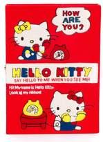 Olympia Le-Tan 'Hello Kitty Book' clutch