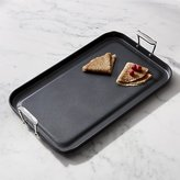 Crate & Barrel All-Clad ® Grande Double Griddle