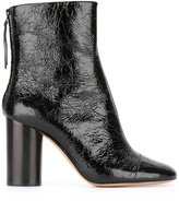 Isabel Marant Grover ankle boots - women - Leather/Patent Leather - 35