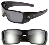 Oakley Men's 'Batwolf' Sunglasses - Black Ink