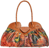 Patricia Nash Lione Large Satchel