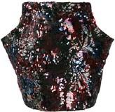 Roseanna Bowie Turner sequin skirt