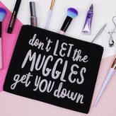 Elsie & Nell 'Don't Let The Muggles Get You Down' Makeup Bag
