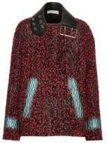 Balenciaga Exclusive To Mytheresa.com – Bouclé Wool-blend Jacket