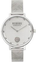 Thumbnail for your product : Versus By Versace Women's La Villette Stainless Steel Mesh Bracelet Watch 36mm
