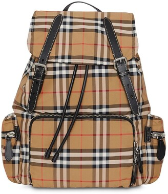 Burberry The Large Rucksack