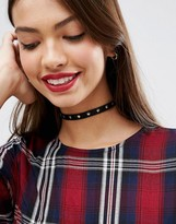 Asos Stars Choker Necklace