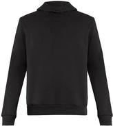 Fanmail Hooded cotton-jersey sweatshirt