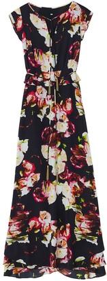 Ophelia Dark Maxi Dress