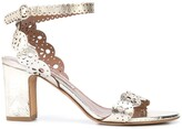 Tabitha Simmons lace cut sandals