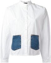 Diesel denim pocket shirt - women - Cotton - S